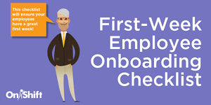 First-Week Employee Onboarding Checklist Feature (1)