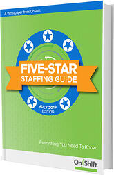 OnShift's new Five-Star Staffing Guide