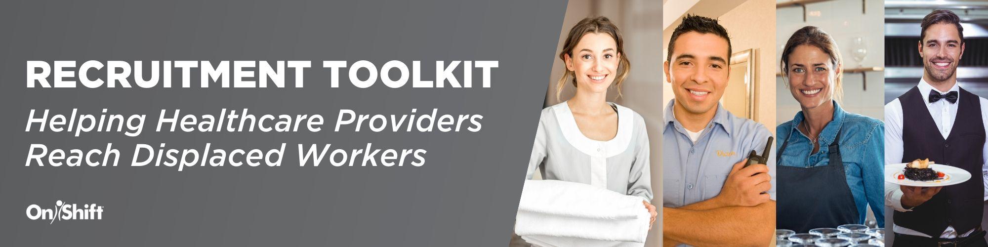 recruitment toolkit header - HEALTHCARE